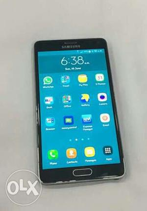 Note 4 in very good condition with all
