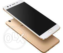 Oppo f3plus 1year warranty and total set With box