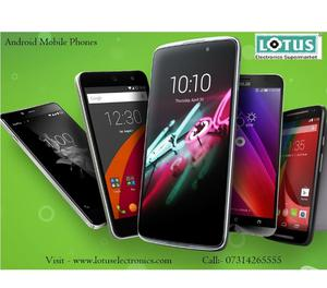 Buy Online Latest Android Moblie Phone In India: Lotus Elec