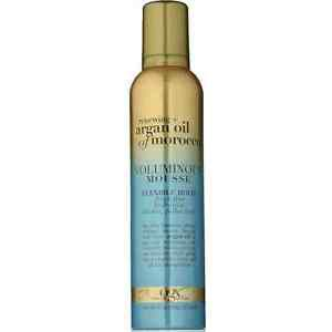 OGX Renewing Argan Oil of Morocco Voluminous Mousse,