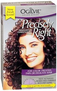 Ogilvie Precisely Right Perm Color-Treated, Thin or Delicate