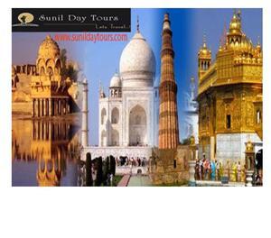 Sunil Day Tours Delhi Agra Jaipur Tour, Same Day Agra Tour