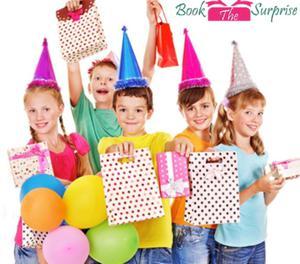 Unique surprise party in Bangalore - Bookthesurprise