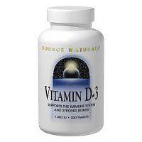 Vitamin D- IU - 100 Tablets