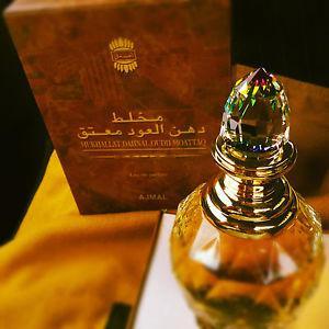 Ajmal Perfume Mukhallat Dahn Al Oudh Moattaq 60 ml EDP Best