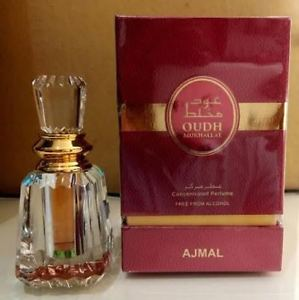 Ajmal Perfume Oudh Mukhallat 6 ml Unisex Concentrated
