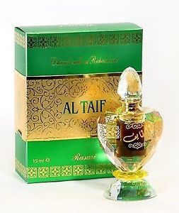 Al Taif 15 ml Concentrated Perfume Oil / Attar By Rasasi