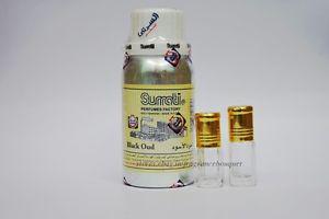 Black Oud 100g Sealed Bottle Attar /Perfume Oil By Surrati