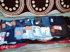 Full company jeans with hash tag and only of rs  ki 3