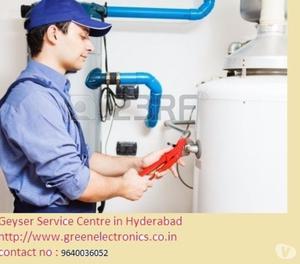 Geyser Service Centre in Hyderabad Hyderabad