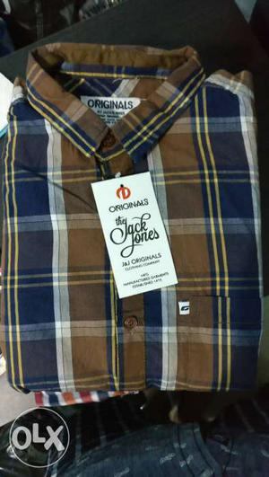 New Jack & jones shirt single peice available in all sizes
