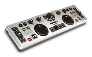 Numark DJ 2 Go Ultra-Portable USB DJ Controller for Mac or