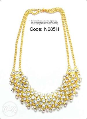 Party necklace for girls & women Free home
