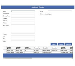 Free GST Billing Software for India Download Here Vadodora
