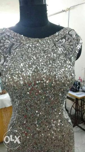 Party gown in very good condition,never used