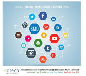 Professional Social Media Marketing Company Delhi