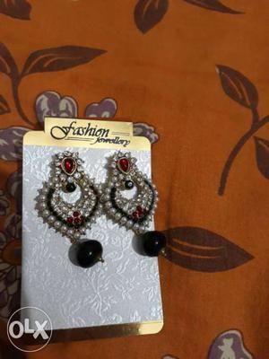 Unused fashion jewellery. all over stone work of