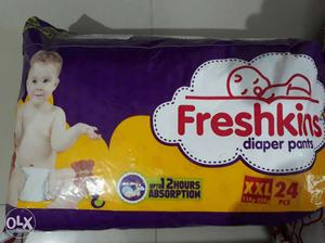 28 baby diapers at wholesale price Rs 260/- only
