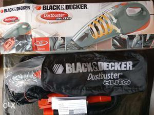 Black & Decker ACV Car Vacuum Cleaner