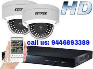 Cctv camera security solutions and gate automation