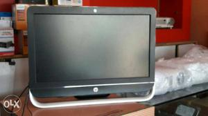 Hp all in one desktop with core i3 processor 4 gb