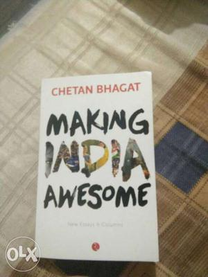 Making India Awesome By Chetan Bhagat Book