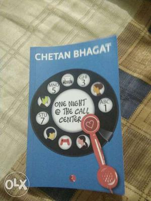 One Night At The Call Center By Chetan Bhagat Book