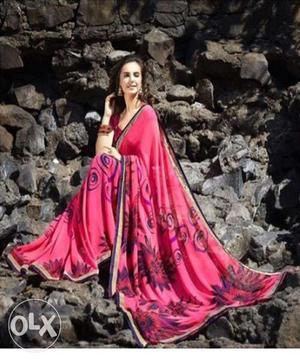 Saree at wholesale price starting Rs. 99