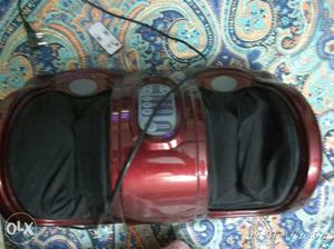 TODO Foot massager, sealed (Unused).