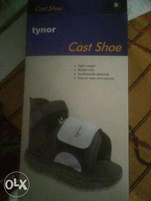 Tynor Cast Shoe Box