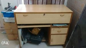 A multi purpose table in excellent condition and