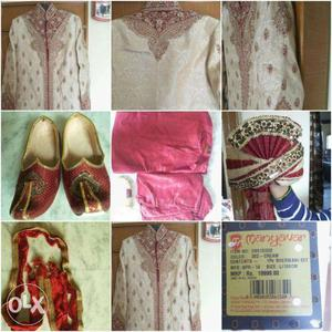 Branded Sherwani for Marriage