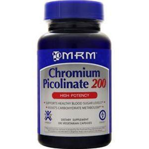 MRM Chromium Picolinate  caps