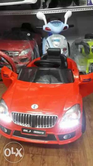 Brand New kids ride on CAR with rechargeable battery