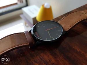 Original MVMT watch. 11 months old, used