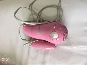 Panasonic portable travel hair dryer.