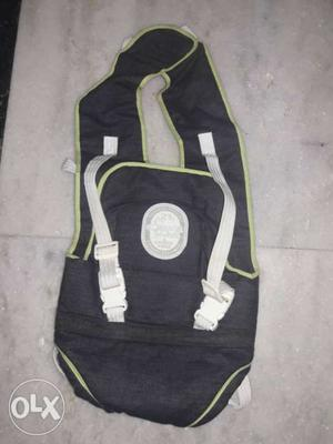Almost new 2 way baby carrier