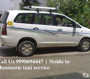 Call Us  | Noida to Mussoorie taxi service New