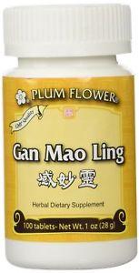Gan Mao Ling, 100 ct, Plum Flower