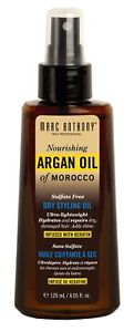 Marc Anthony Argan Oil Dry Styling Oil 4.05oz Pump (2 Pack)