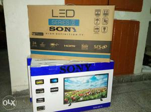 24 inch Sony Flat Screen Television full hd with warranty