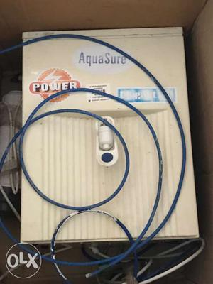 Eureka forbes aqua sure 6 years. working
