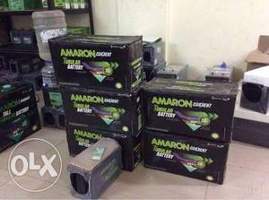 Inverter Battery Amaron Exchange Offer in Hyderabad