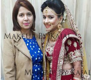 Makeup by Kajal Finest freelancer Bridal Makeup Artist Delhi