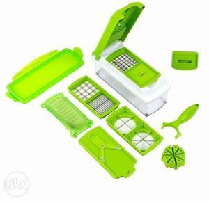 Nicer dicer 11 in 1 Vegetable slicer:- wholesale