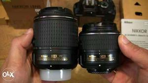 Nikon D with  Lense
