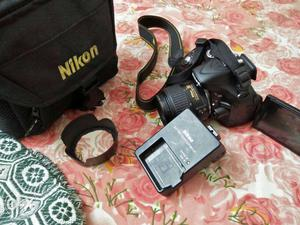 Nikon d With mm lens, 1 battery, 1