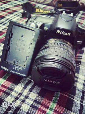 Nikon d80 with all accessories in good condition