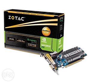 Nividia Geforce Zotac 210 DDR3 1 GB Graphics Card