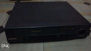 Panasonic VCD player/recorder NV-SD10